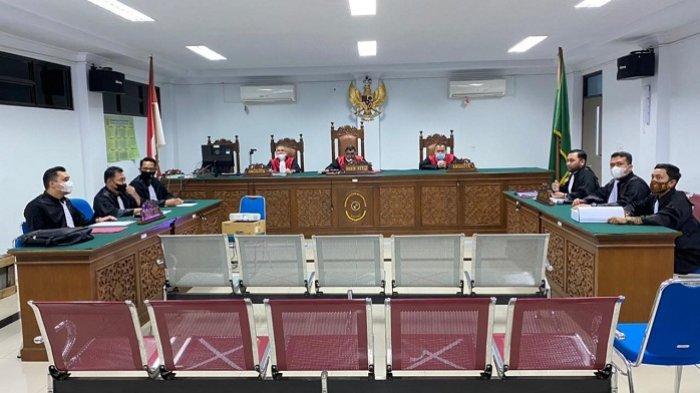 Kasus Korupsi Proyek Gedung Mobar di Nagan Raya Mulai Disidangkan, Terdakwa Ditahan di LP Meulaboh