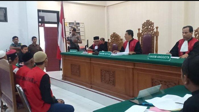Polres Lhokseumawe Kawal Proses Sidang Kasus Penyelundupan Sabu 25 Kg dari Malaysia