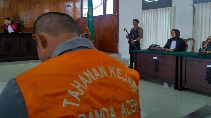 Sidang Kasus Sabu 50 Kg Dikawal Polisi Bersenjata Lengkap, Hakim: Silakan Lumpuhkan Jika Melawan