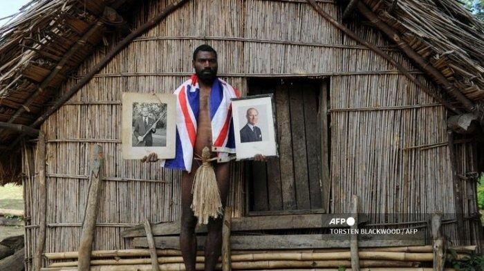 Suku Pedalaman di Vanuatu Memuja Pangeran Philip Sebagai Dewa, Bakal Gelar Ritual Kematian