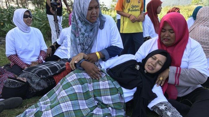 'Aisyiyah dan Forum PRB Gelar Simulasi Gempa di Lamteungoh
