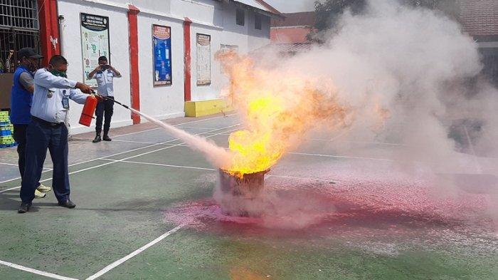 Belajar pada Kasus Kebakaran Lapas Tangerang, Ini Upaya Pencegahan yang Dilakukan di LP Lhokseumawe