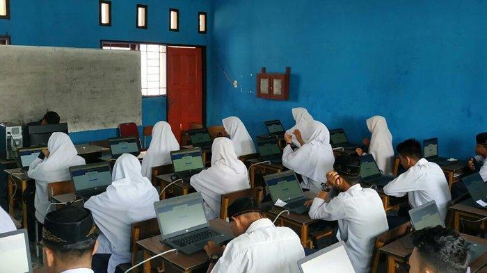 UN 2020 SD hingga SMA Ditiadakan, Kelulusan Siswa Ditentukan Nilai Raport