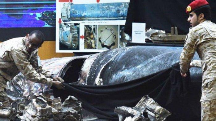 Dunia Kecam Serangan 7 Rudal ke Arab Saudi, Iran Dicurigai Sebagai Pemasok Senjata
