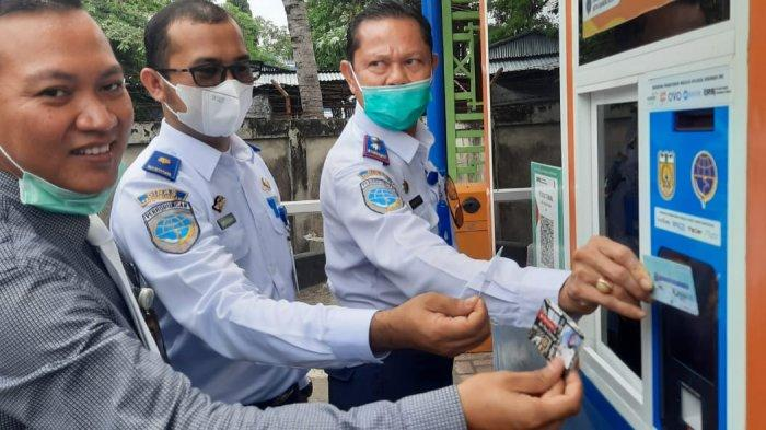 Keren! Terminal L300 Luengbata Banda Aceh Mulai Berlakukan Pembayaran Nontunai