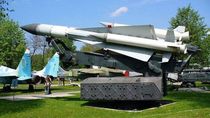 Rusia Klaim 71 Rudal AS Dirontokkan Militer Suriah, Ini Senjata Era Soviet Penghadang Rudal Sekutu