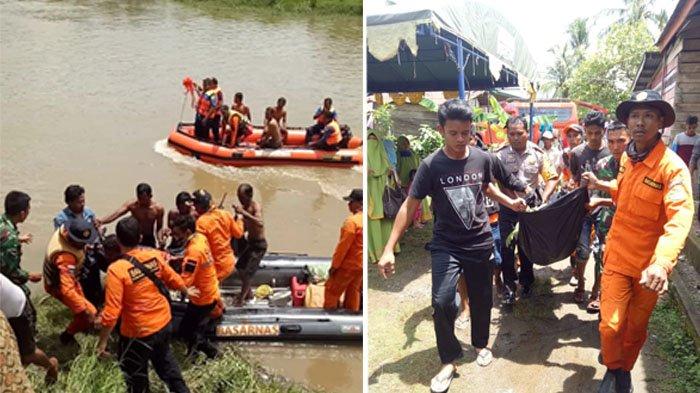 Remaja Indrapuri yang Tenggelam di Krueng Aceh Ditemukan Meninggal, Begini Cara SAR Cari Korban