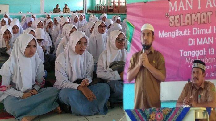 Sekolah Selama Ramadhan, Siswa MAN 1 Aceh Besar Dalami Dinul Islam