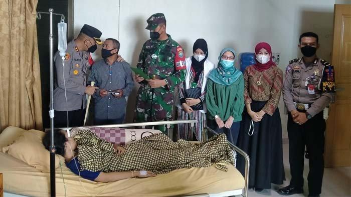 Usai Divaksin, Siswi Lhokseumawe Diboyong ke Rumah Sakit, Ayah Korban : Badan Kaku dan Sesak Nafas