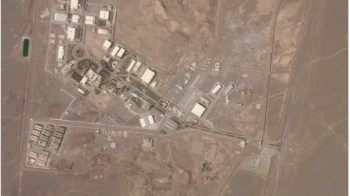 Iran Ancam Perudingan Kesepakatan Nuklir di Wina Ditunda, Situs Nuklirnya Natanz Diserang Israel