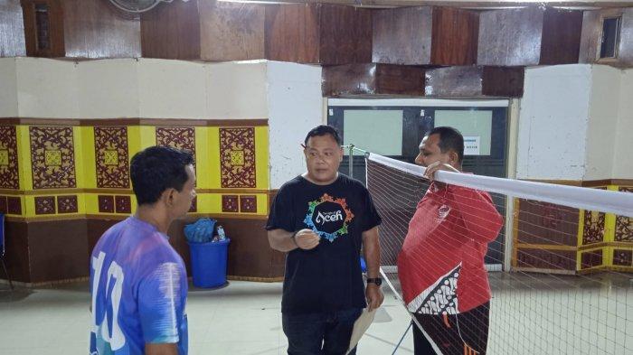 Menegangkan! 4 Pasangan Tembus Semifinal Turnamen Bulutangkis Siwo PWI Aceh, Catat Jadwal Finalnya