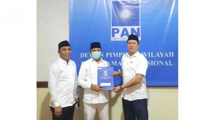 DPP Tunjuk Syafriadi Pimpin PAN Aceh Singkil