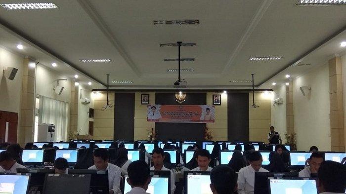 Begini Kondisi Pelaksanaan Tes SKD CPNS Pemkab Aceh Selatan Hingga Hari Terakhir