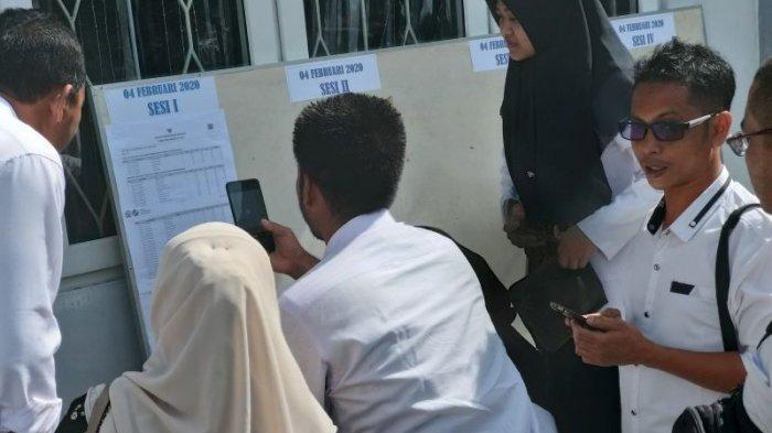 Pelamar CPNS dan PPPK di Abdya Mencapai 2.258 Orang, Ini Formasi yang Banyak Diminati