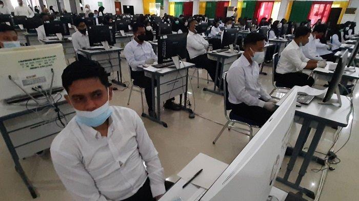 Tes CPNS di Lhokseumawe, Hari Pertama SKD, 48 Peserta tak Hadir Tanpa Kabar