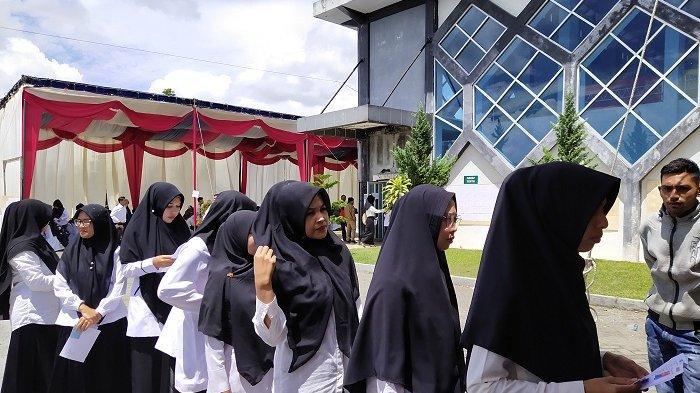 Raudhah Sari Pecah Rekor Passing Grade Tertinggi Sementara SKD CPNS di Bener Meriah