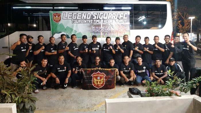 Legend Sigupai Tour ke Sumut