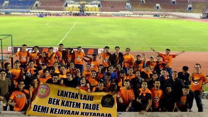 Lanjutan Liga 1 2020 Dipusatkan di Pulau Jawa, SKULL Tetap Beri Dukungan untuk Persiraja