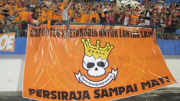 Malam Ini, SKULL Berangkat ke Langsa, Dukung Persiraja Banda Aceh Lawan PSMS Medan
