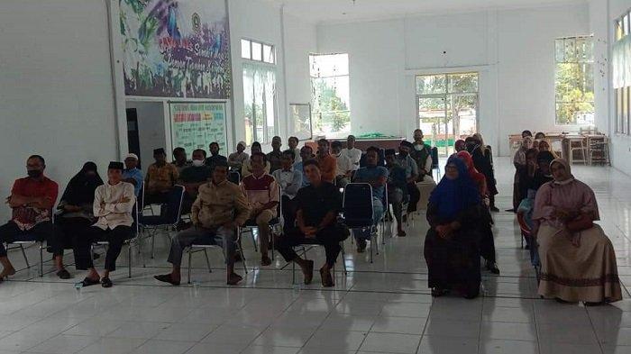 SMAN Seribu Bukit Sosialisasikan SNMPTN dan Sekolah Kedinasan