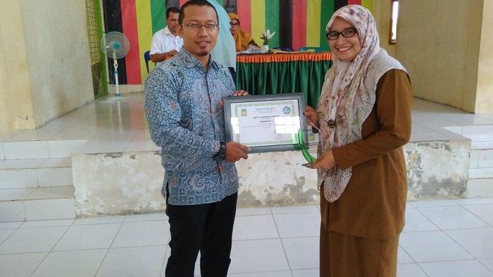 Selamat, SMP IT Luqmanul Hakim Raih Peringkat 1 UNBK di Aceh Besar