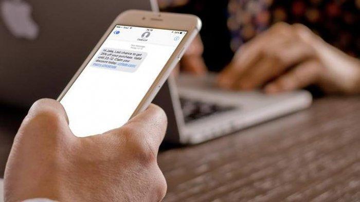 WASPADA! Jangan Tergiur dengan SMS Tawaran Pinjaman Online dari Fintech Ilegal, Ini Alasannya