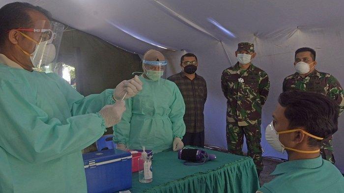RS Kesrem Simulasi Vaksinasi Covid-19