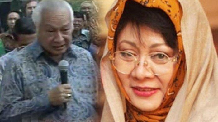 Sebelum Meninggal, Pesan Terakhir Soeharto untuk Tutut: Jangan Sedih, Semua Pasti Kembali Kepada-Nya