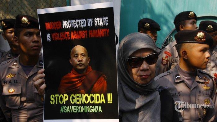 Muslim Rohingya Terus Dibantai, KAHMI Minta Pemerintah Indonesia Tekan Pemerintah Myanmar