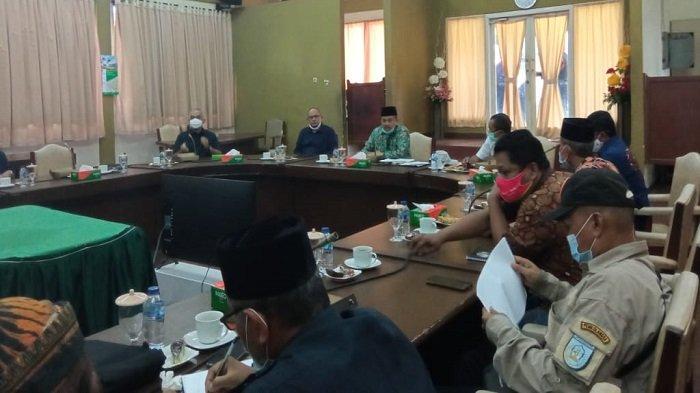 Wakil Wali Kota Langsa dan Perusahaan Perkebunan Bahas Solusi Penanganan Banjir