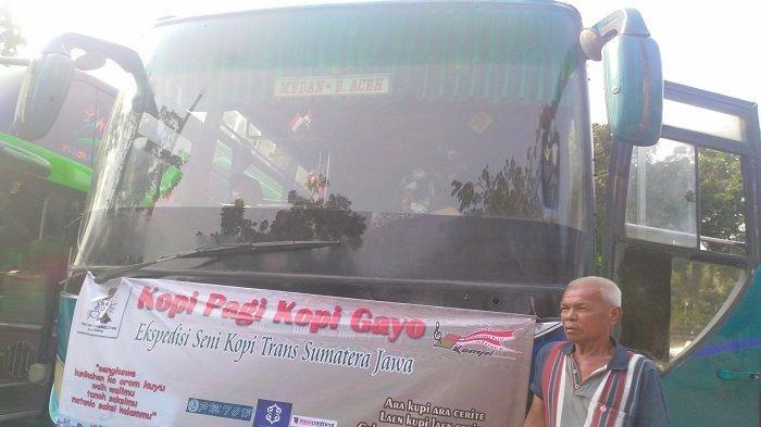Jadi Sopir Bus Legendaris PMTOH, Bachrum Walidin: Hidupku di atas Roda