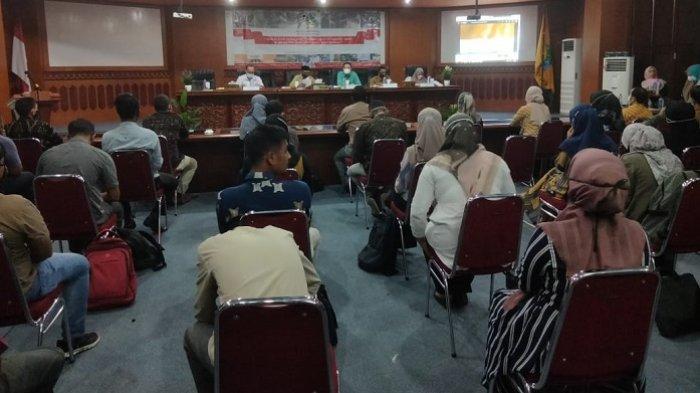 Kemensos RI Sambangi Aceh Jaya, Sosialisasikan Pembentukan Puskesos dan SLRT