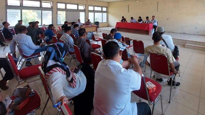 PLN ULP Geudong Aceh Utara Sosialisasi Meter Listrik Digital, PLN Mobile, dan Potensi Bahaya Listrik
