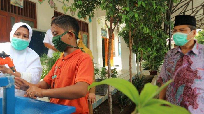 PPKMI Aceh Sosialisasi Pencegahan Covid-19 di Dayah Terpadu Inshafuddin
