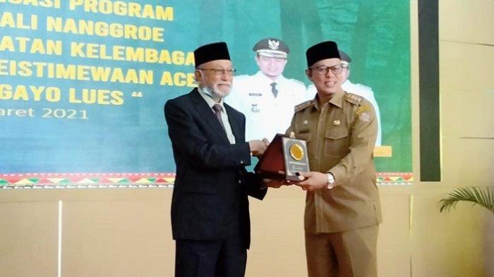 Mengejutkan! Malik Mahmud Mengaku Sedih Sering Dihujat, Minta Jangan Usik dan Rusak Perdamaian Aceh
