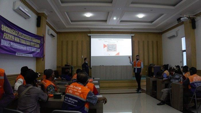 Dishub Tatar Juru Parkir, Pembayaran Parkir Non-Tunai Segera Diterapkan di Banda Aceh