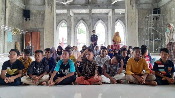 Desa Cot Panjoe Peusangan, BireuenBentuk Forum Anak