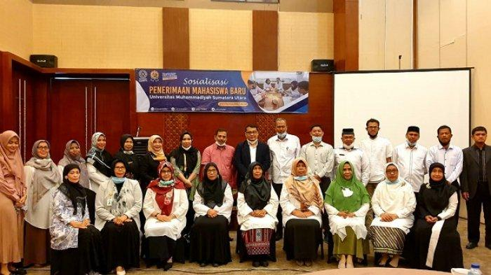 UMSU Jaring Calon Mahasiswa Berprestasi di Aceh