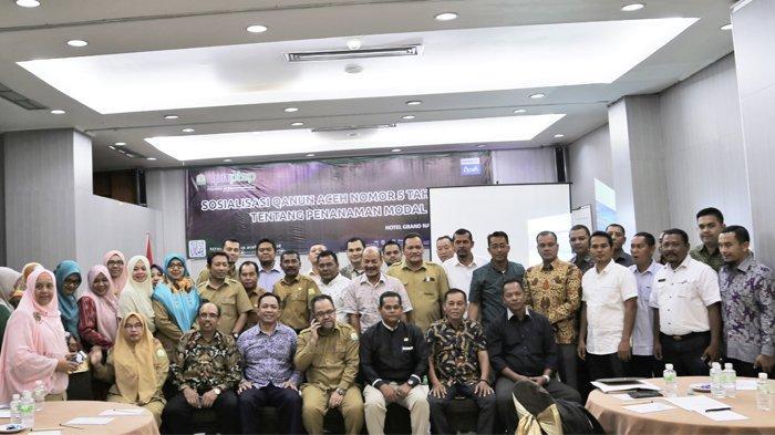 Pemerintah Aceh Sederhanakan Regulasi Penanaman Modal, untuk Tarik Minat Investor