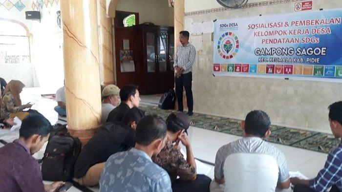 Ratusan Gampong di Pidie Belum Rampungkan APBG 2021, Pencairan BLT Macet