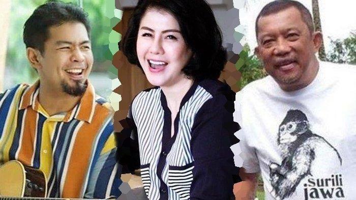 Sosok Johan Bukit, Mantan Suami Desiree Tarigan dan Ayah Kandung Bams eks Samsons, Ini Profesinya