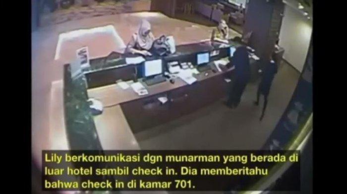 Sedang Jadi Perbincangan, Ini Sosok Lily Sofia yang Check In Hotel Diduga Bersama Munarman