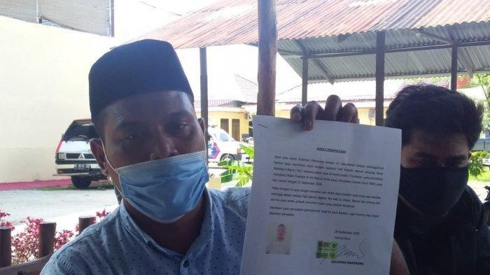 Sandingkan Foto Wapres Ma'ruf Amin dan Kakek Sugiono, Sulaiman Ditangkap dan Dipecat dari Ketua MUI
