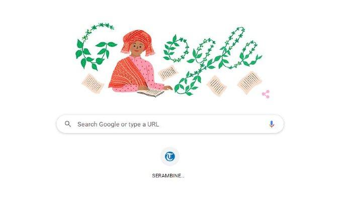 Sosok Sariamin Ismail, Novelis Perempuan Pertama Indonesia yang Menjadi Google Doodle Hari Ini