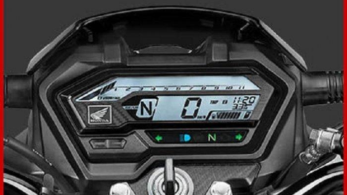 Ini Cara Deteksi Masalah Sepeda Motor Melalui Jumlah Kedipan yang Terletak di Speedometer Honda
