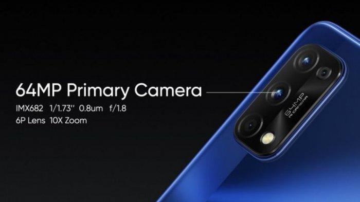 Realme 7 dan 7i Meluncur di Indonesia 17 September 2020, Kamera Utama 64 MP, Harganya?