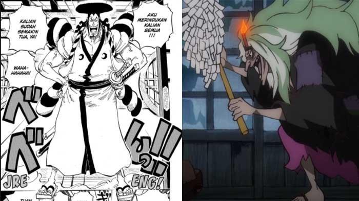 Prediksi One Piece Chapter 1008: Kurozumi Higurashi Disebut yang Menyamar Jadi Oden, Ini Faktanya