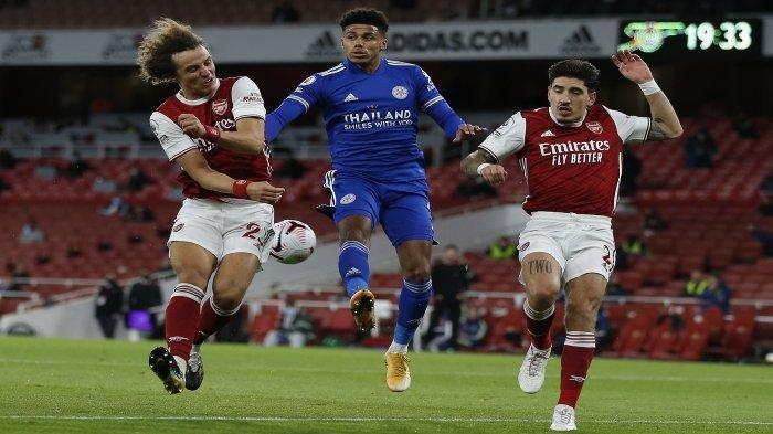 Hasil Liga Inggris - Arsenal Masih Tertahan di Posisi Kesepuluh dengan Koleksi 38 Poin