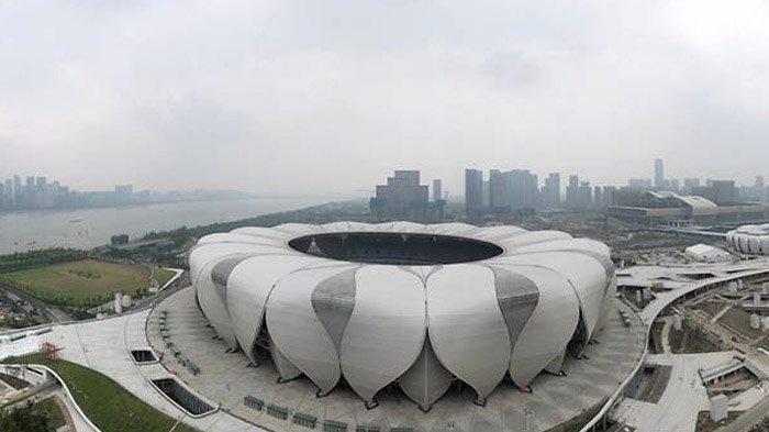 Asian Games 2018 Usai, Kota Hangzhou Bersiap Untuk 2022, Stadion Utamanya Berharga Fantastis