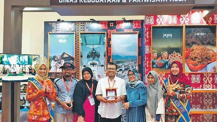 Aceh Raih Stand Terbaik GWBN